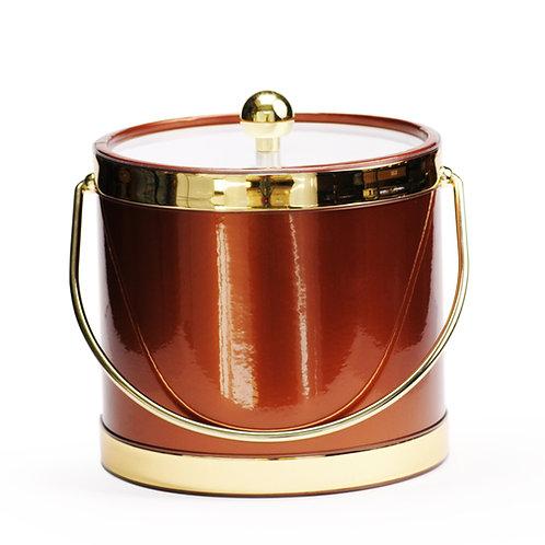Copper Patten 3 qt. Ice Bucket