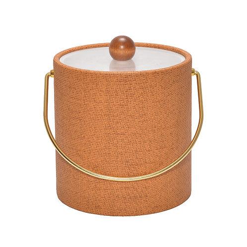 Cane Curry Wicker 3 qt. Ice Bucket