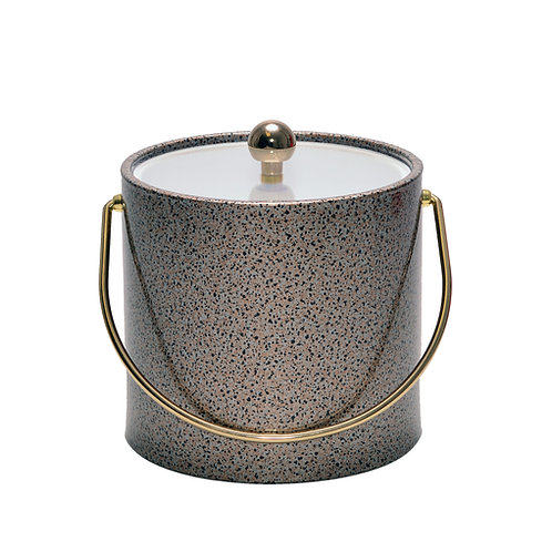 Golden Granite 3 qt. Ice Bucket