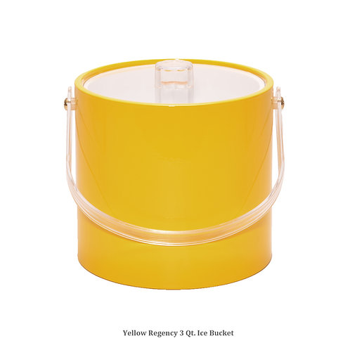 Yellow Regency 3 qt. Ice Bucket