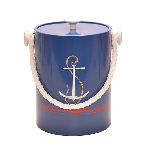 Anchor Blue 5 qt. Ice Bucket