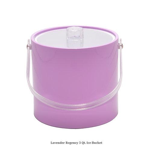 Lavender Regency 3 qt. Ice Bucket