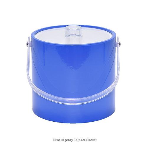 Blue Regency 3 qt. Ice Bucket