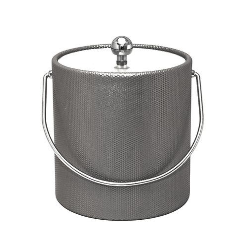Silver Hi Tech  3 qt. Ice Bucket