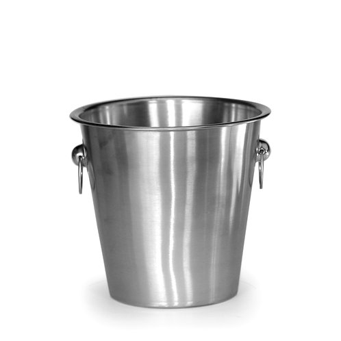 Stainless Steel 5 Quart Champagne Bucket