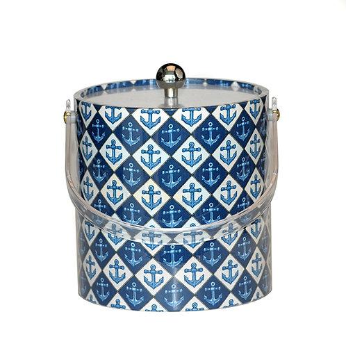 Anchor Design 3 qt. Ice Bucket