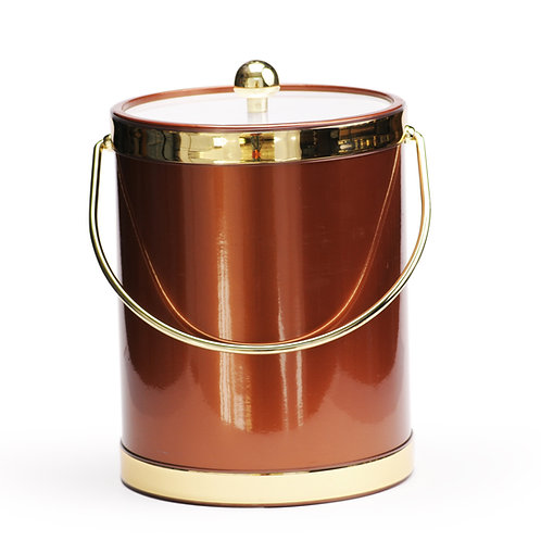 Copper Patten 5 qt. Ice Bucket