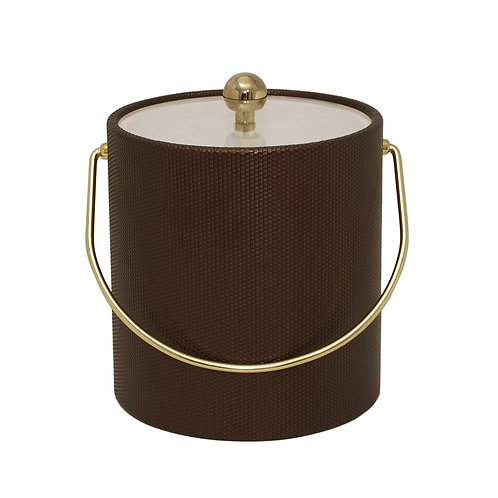 Brown Hi Tech  3 qt. Ice Bucket