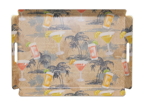 Tropical Design 16 x 22 Tray
