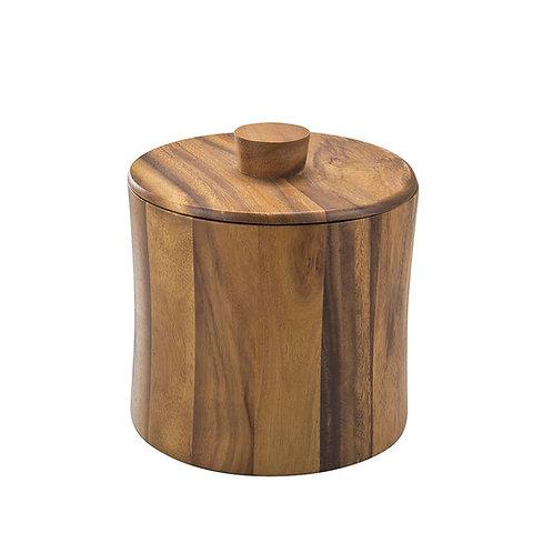 Real Wood 3 qt. Ice Bucket