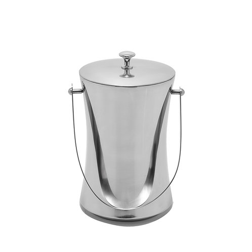 Stainless Steel Small 3 quart Ice Bucket