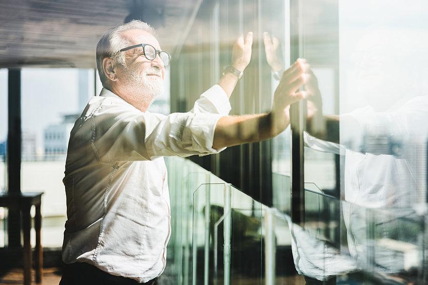 Blick in die Zukunft: Rente steht vor der Tür