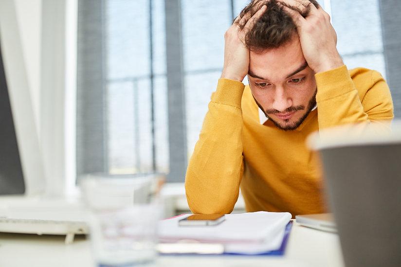 Krise im Beruf: Sorge vor dem Burnout