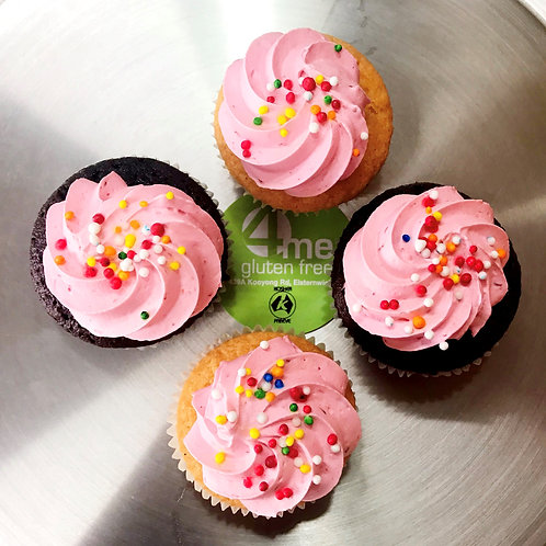 mini decorative cupcakes