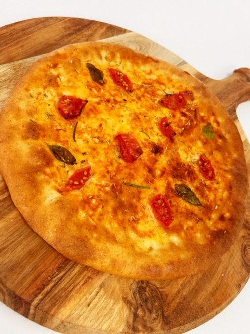 pizza base - tomato & basil