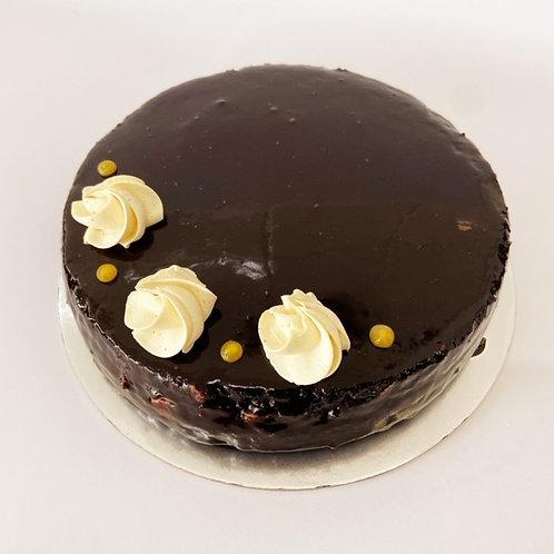 """chocolate round cake 7"""""""