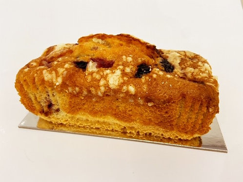 cherry cake loaf