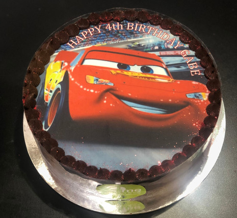 4me gluten free birthday cake