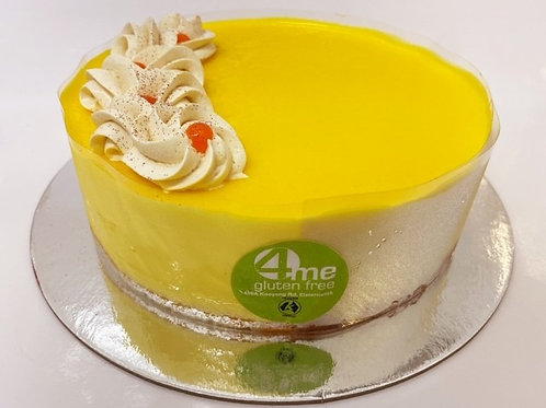 passionfruit mousse cake 7 inch