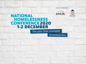 National Homelessness Conference