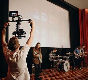 Shooting _familydogmusic at Tower Cinemas. 📷 by _alexjack.jpg