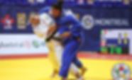 Asia Douglas Toronto Judo Kai Montreal