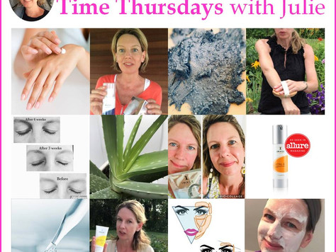 NEW! FaceTime Thursdays with Julie