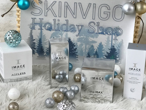 Glow, Give & Get with Skinvigo's Holiday Sparkle