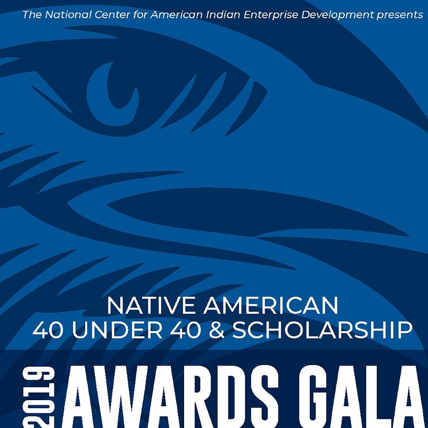 40 Under 40 Scholarship Awards Gala 2019
