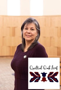 Spotlight on a Native-Owned Business: Quilted Oak Leaf, LLC.