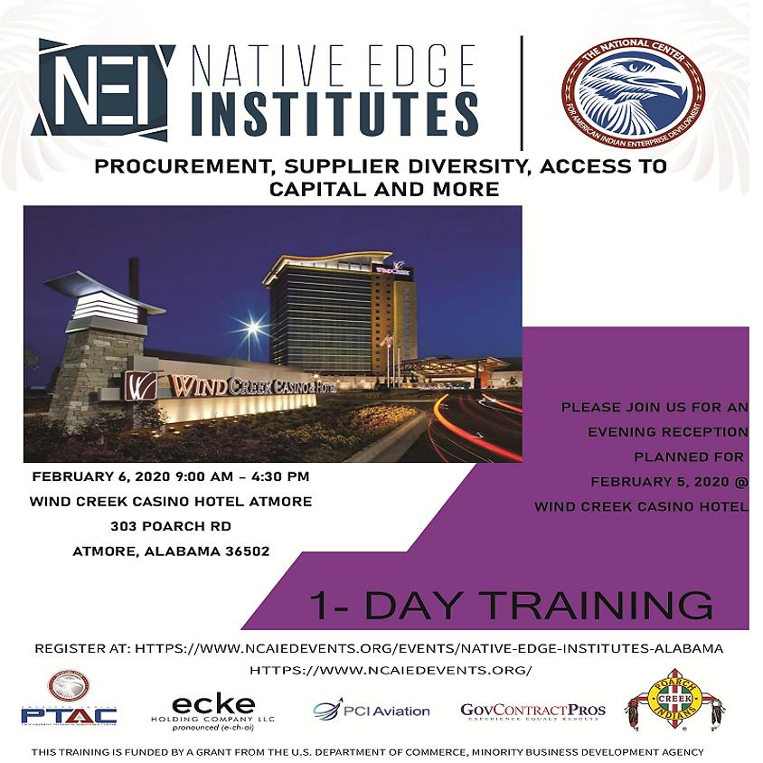 Native Edge Institutes - Alabama