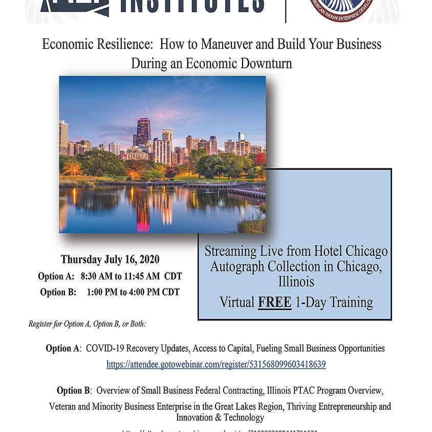 Native Edge Institutes- Chicago Option B (1:00 pm - 4:00 CDT)