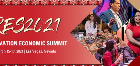 Reservation Economic Summit Returns to Las Vegas for RES 2021, March 15-17