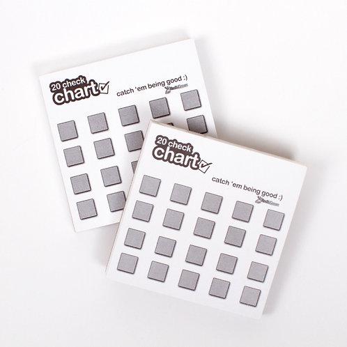 Check Cards (2 per pkg)