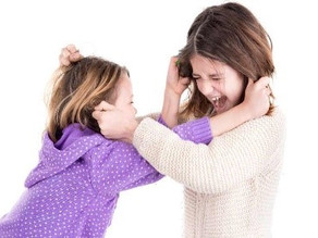 WHY DO SOME CHILDREN FIGHT MORE THAN OTHERS?