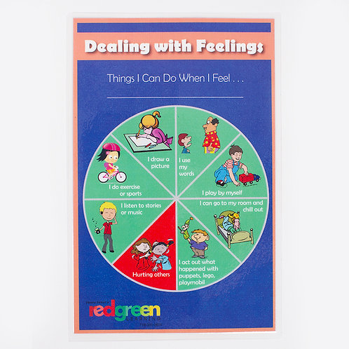 Dealing with Feelings Poster