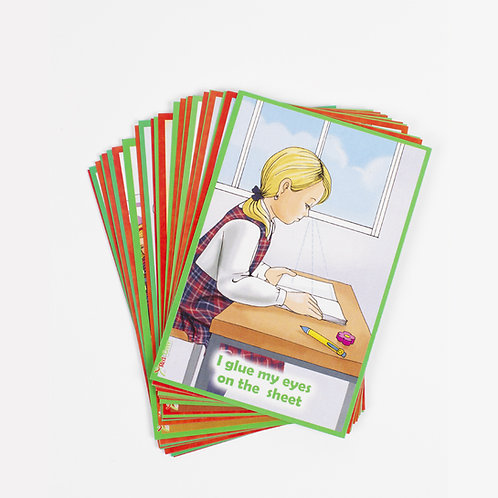 Classroom Behavior Cards