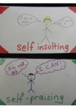self insulting vs. self praising