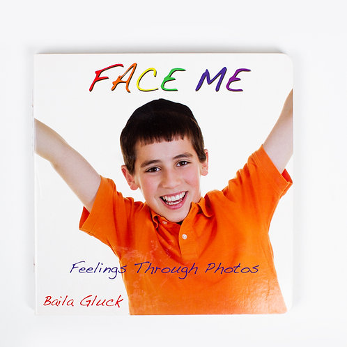 Face Me (Emotions Book)
