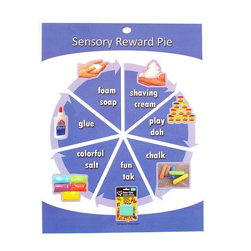 Sensory Rewards Chart