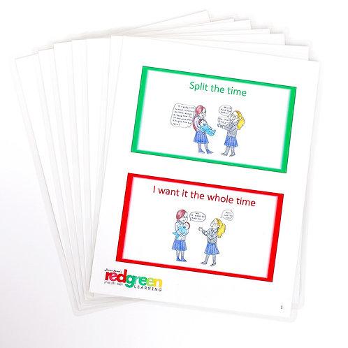 Negotiation Cards