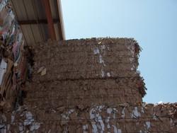 Corrugated Kraft Cuttings