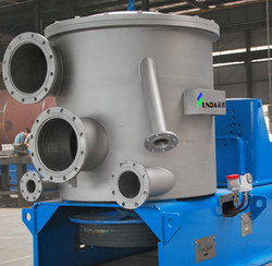 Outflow Pressure Screen