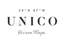 unico logo BN