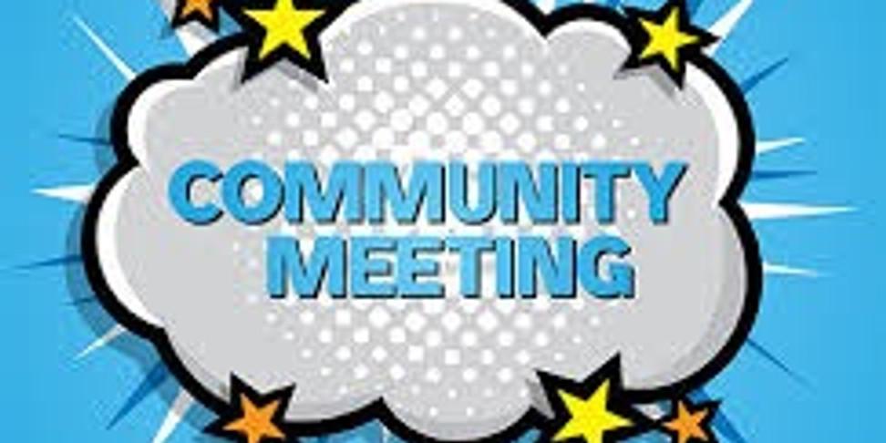 Limehouse Community Forum (LCF) meeting