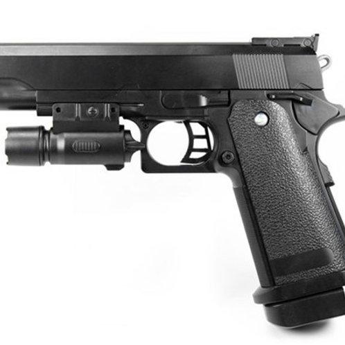11-282-36 Пистолет. длина ствола 19.5 см. в/п 10*16*2 см