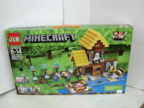 10-974-681 Конструктор Minecraft