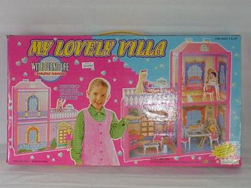 10-401-1 Дом для кукол Д3601   6984/12220