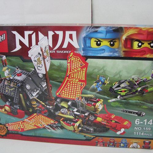 50-054-4 Конструктор NINJA 159