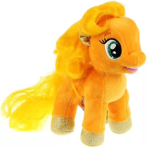04-250-97 Игрушка мягкая Мой маленький пони Эпплджек. 18см.